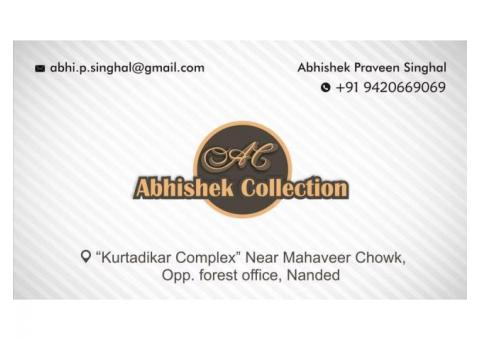 Abhishek Colletion