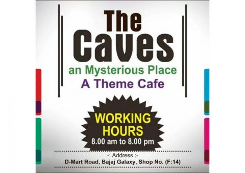 The CAVES CAFE
