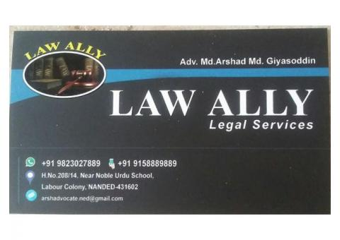 LAW ALLY Legal Services Nanded