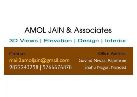 Amol Jain & 3D Architectural Renderings
